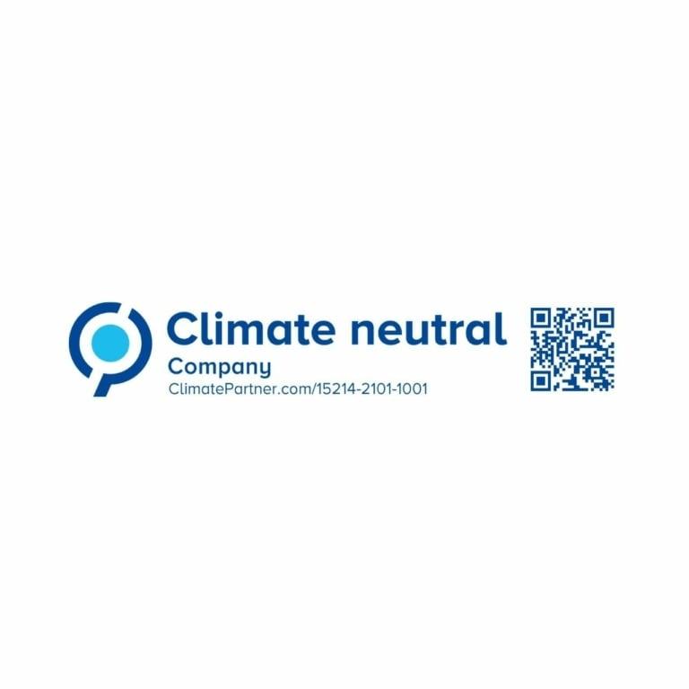 Sustainability: Climate Neutrality
