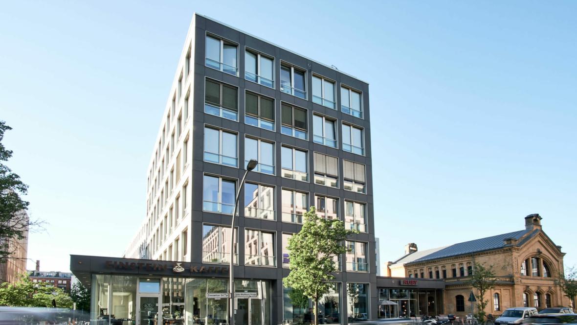 Berlin Office Spryker