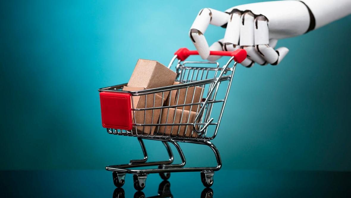AI e-commerce and shopping